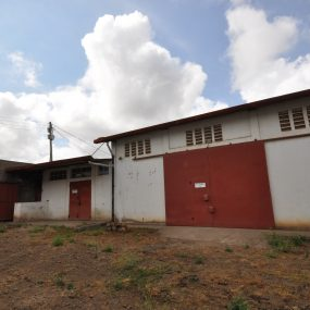The Doors to Second Warehouse for Rent in Nane Nane, Arusha by Tanganyika Estate Agents