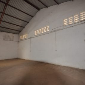 Inside View of the Warehouse for Rent in Nane Nane, Arusha by Tanganyika Estate Agents