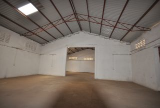 Main Inside View of the Warehouse for Rent in Nane Nane, Arusha by Tanganyika Estate Agents