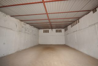 Inside View of the Smaller View of the Warehouse for Rent in Nane Nane, Arusha by Tanganyika Estate Agents