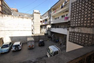 The Parking of the Commercial Building for Sale in Arusha CBD by Tanganyika Estate Agents