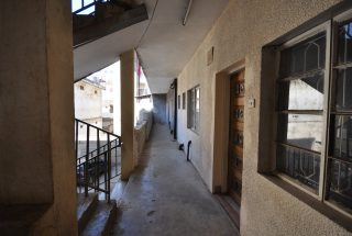 The Veranda of the Commercial Building for Sale in Arusha CBD by Tanganyika Estate Agents