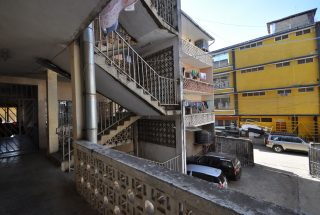The Staircase of the Commercial Building for Sale in Arusha CBD by Tanganyika Estate Agents