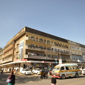 The Commercial Building for Sale in Arusha CBD by Tanganyika Estate Agents
