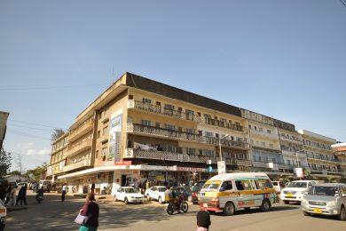 Arusha CBD – Apts. & Shops