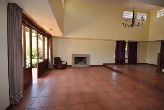 Living Room of the Five Bedroom Furnished Home for Rent in Arusha by Tanganyika Estate Agents