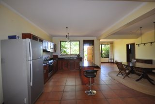 Kitchen of the Five Bedroom Furnished Home for Rent in Arusha by Tanganyika Estate Agents