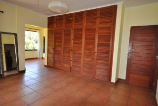 Wardrobes in the Five Bedroom Furnished Home for Rent in Arusha by Tanganyika Estate Agents