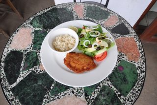 Meal at the Profitable Restaurant for Sale in Arusha by Tanganyika Estate Agents