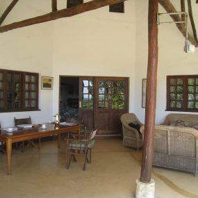 Living Room of the House for Rent by Tanganyika Estate Agents