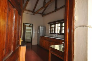 The Kitchen in the House for Rent by Tanganyika Estate Agents