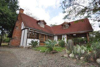 Main House of the Two Bedroom House for Sale in Usa River, Arusha by Tanganyika Estate Agents