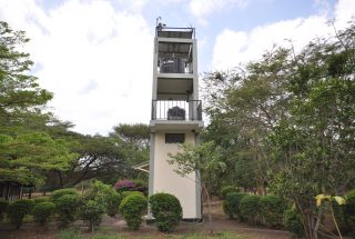 Water Tanks in the Two Bedroom House for Sale in Usa River, Arusha by Tanganyika Estate Agents