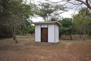Generator Room of the Two Bedroom House for Sale in Usa River, Arusha by Tanganyika Estate Agents