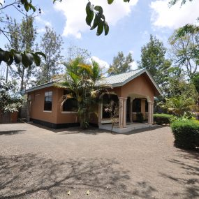 The Four Bedroom House for Rent in Mateves by Tanganyika Estate Agents