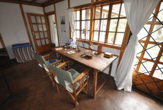 Office Space in the Two Bedroom House for Sale in Usa River, Arusha by Tanganyika Estate Agents