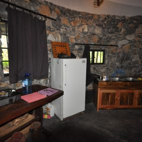 The Furnished Kitchen One Bedroom Cottage in Usa River by Tanganyika Estate Agents
