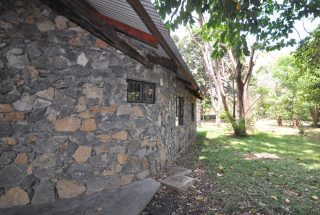 The Side View of the One Bedroom Furnished Cottage in Usa River by Tanganyika Estate Agents