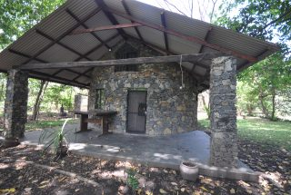 Front of the One Bedroom Furnished Cottage in Usa River by Tanganyika Estate Agents