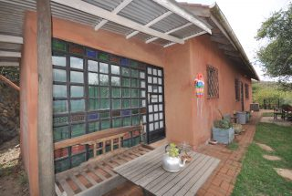 Veranda of the 7 Bedroom Home for Sale in Mateves, Arusha by Tanganyika Estate Agents