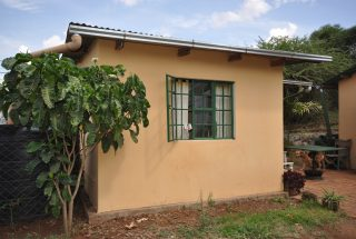 A Smaller Home of the 7 Bedroom Home for Sale in Mateves, Arusha by Tanganyika Estate Agents