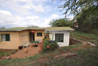 Smaller Home of the 7 Bedroom Home for Sale in Mateves, Arusha by Tanganyika Estate Agents