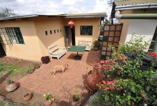 One of the Smaller Homes of the 7 Bedroom Home for Sale in Mateves, Arusha by Tanganyika Estate Agents