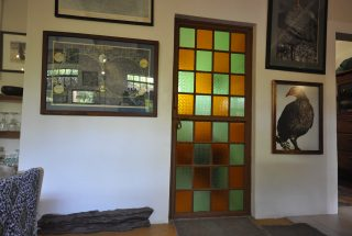 A Beautiful Door of the 2 Bedroom Cottage for Sale in Sakina, Arusha by Tanganyika Estate Agents