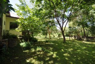 The Lawn of the 5 Bedroom Home for Rent in Usa River by Tanganyika Estate Agents