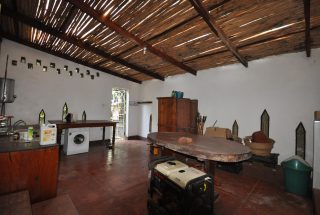 Kitchen of the 5 Bedroom Cottage for Sale in Usa River, Arusha by Tanganyika Estate Agents