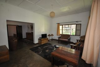 The Living Room of the 5 Bedroom Cottage for Sale in Usa River, Arusha by Tanganyika Estate Agents