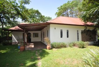 Side View of the 5 Bedroom Home for Rent in Usa River by Tanganyika Estate Agents