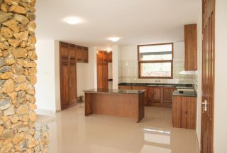 The Kitchen of the Three Bedroom House on Kilimanjaro Golf and Wildlife Estate by Tanganyika Estate Agents