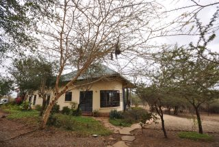 The Side View of the 2 Bedroom Home for Sale in Olasititi, Arusha by Tanganyika Estate Agents
