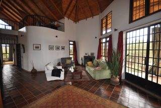 Living Room of the 2 Bedroom Home for Sale in Olasititi, Arusha by Tanganyika Estate Agents