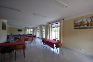 Canteen of the Commercial Property for Rent in Usa River, Arusha by Tanganyika Estate Agents
