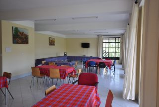 The Canteen of the Commercial Property for Rent in Usa River, Arusha by Tanganyika Estate Agents