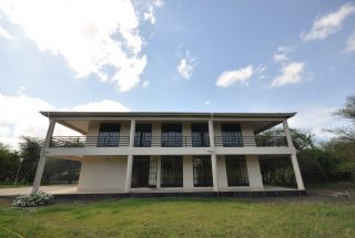Side View of the Commercial Property for Rent in Usa River, Arusha by Tanganyika Estate Agents