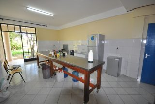 The Kitchen of the Commercial Property for Rent in Usa River, Arusha by Tanganyika Estate Agents