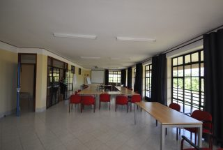Meeting Room of the Commercial Property for Rent in Usa River, Arusha by Tanganyika Estate Agents
