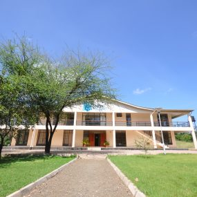 Front View of the Commercial Property for Rent in Usa River, Arusha by Tanganyika Estate Agents