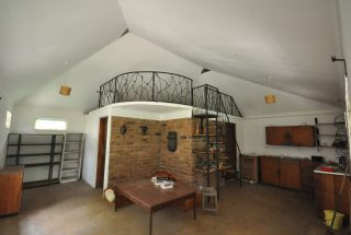 Living Room of the Standalone House Rental in Ilboru by Tanganyika Estate Agents