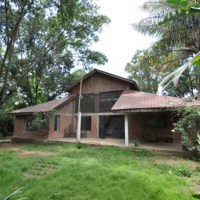 Front View of the Standalone House Rental in Ilboru by Tanganyika Estate Agents
