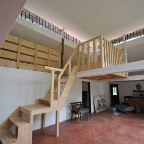 Staircase of the Standalone House Rental in Ilboru by Tanganyika Estate Agents