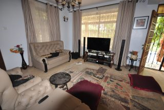 The Living Room Furnished House in Ngaramtoni by Tanganyika Estate Agents