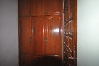 The Built-In Wardrobes of the Bedrooms in Furnished House in Ngaramtoni by Tanganyika Estate Agents