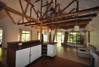Kitchen of the 6 Bedroom House for Sale in Olasiti, Arusha by Tanganyika Estate Agents