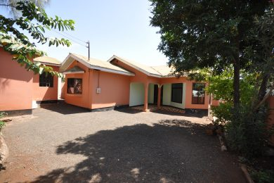 Three Bedroom Home for Rent in Njiro Block F