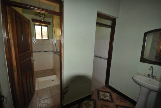 Bathroom of the 3 Bedroom Home for Rent in Njiro Block F in Arusha by Tanganyika Estate Agents