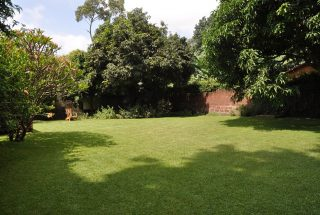 The Lawn on the 7 Bedroom Furnished House in Ilboru, Arusha by Tanganyika Estate Agents